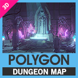 POLYGON - Dungeons Map