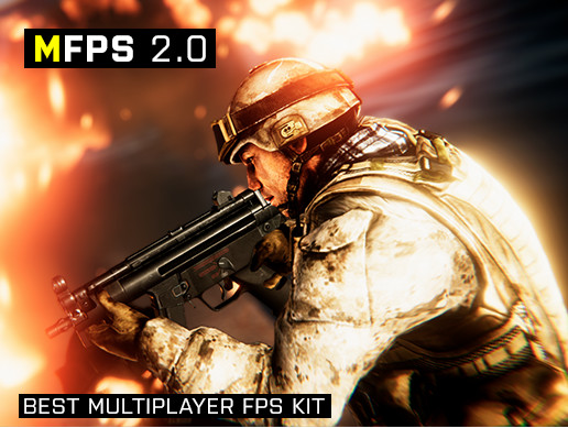 MFPS 2 0: Multiplayer FPS - Asset Store