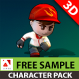 VIASS Free Character Pack