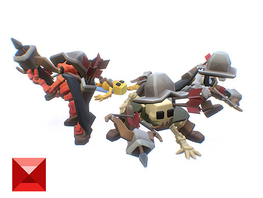 Skeleton Crossbowman - Smashy Craft Series