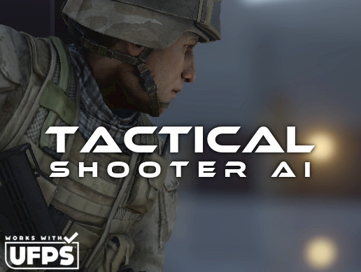 Tactical Shooter AI
