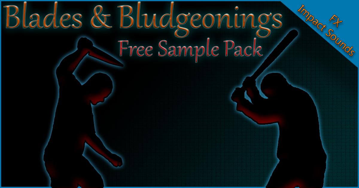 Blades & Bludgeoning Free Sample Pack