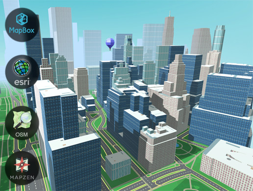 GO Map - 3D Map for AR Gaming - et Store  D Map Of In on