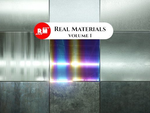 Real Materials Vol.1 - Steel