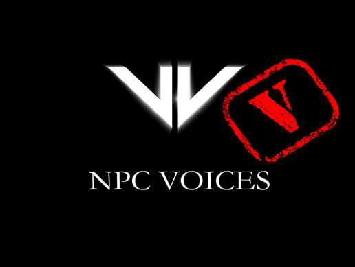 "Vynxe Vainglory's NPC Voices Series - A Character Named ""V"""