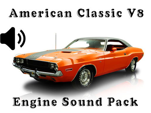 V8 American Classic - Engine Sound Pack