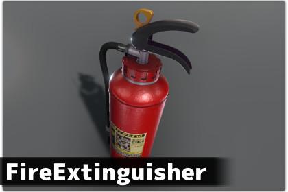 Asatec FireExtinguisher