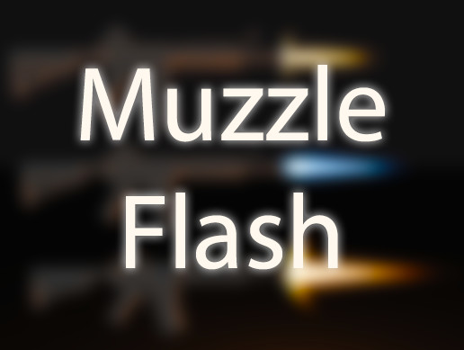 Muzzle Flashes Effect