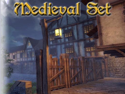 Medieval Set.