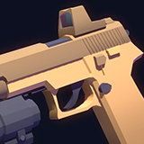 POLY OPS - Weapons (Stylized & Lowpoly)