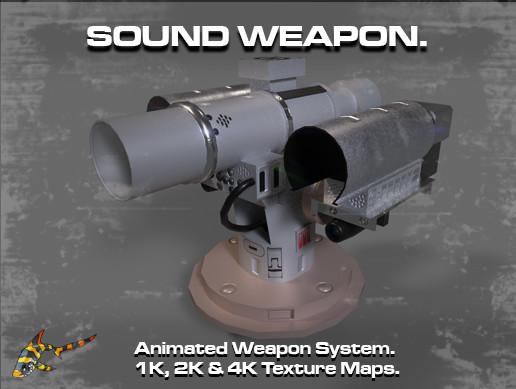 SOUND WEAPON
