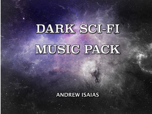 Dark Sci-Fi Music Pack