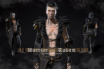 Warrior Raven