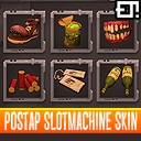 Westland Slot machine game template