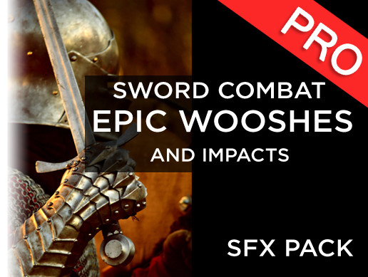 Sword Combat Epic Wooshes and Impacts