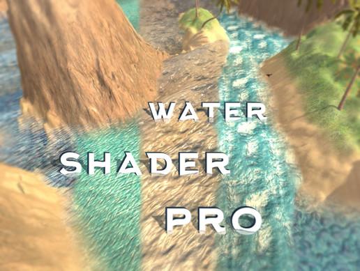 Water shader pro