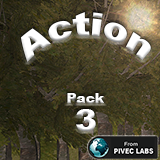 Action Pack 3 for Game Creator
