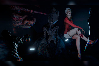 Survival Horror Character Pack