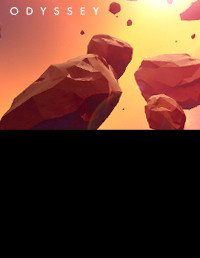 Stylized Asteroid Environment