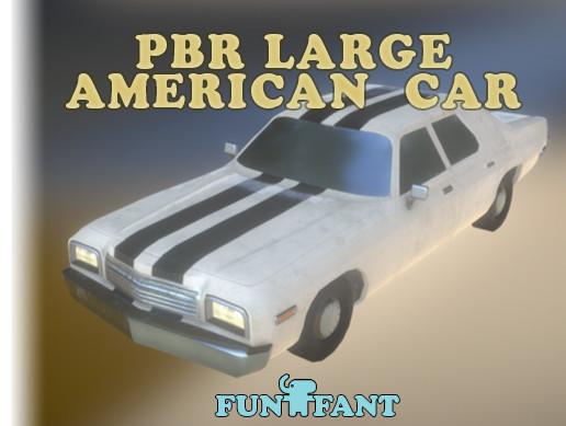American Large Car PBR
