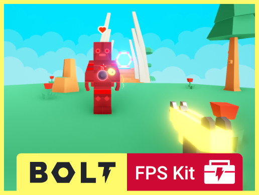 Bolt Kit: First Person