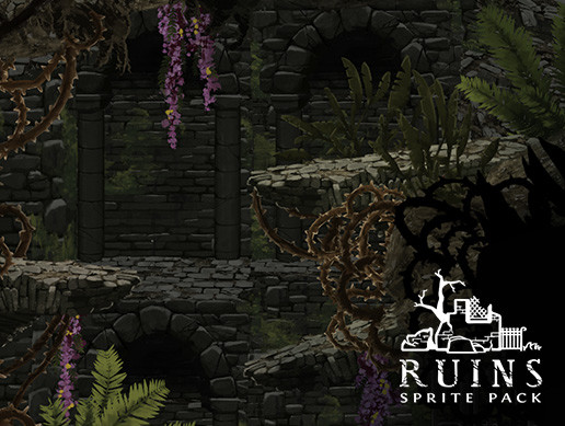 Ruins Sprite Pack