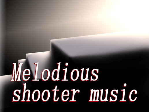 Melodious shooter music