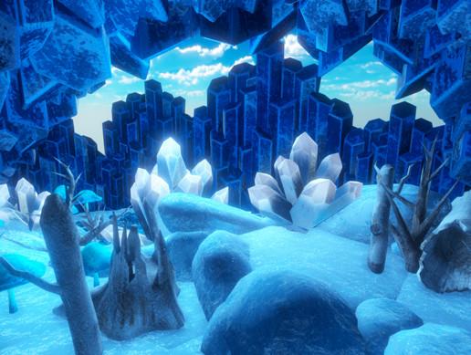 Ice Cave HD
