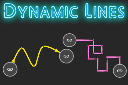 Graph system - Dynamic lines