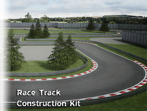Race Track Construction Kit