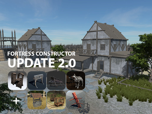 Fortress Constructor