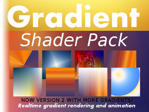 Gradient Shader Pack - Legacy