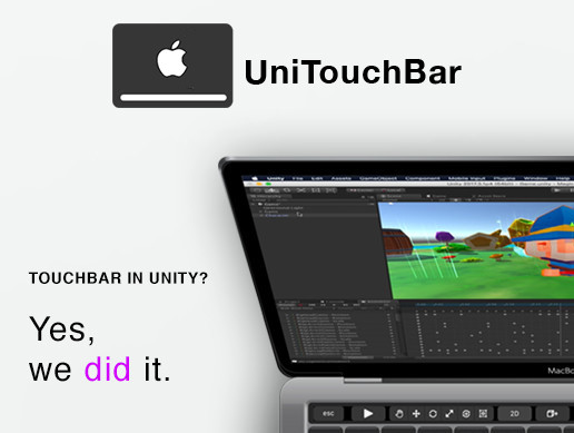 TouchBar for MacBook Pro