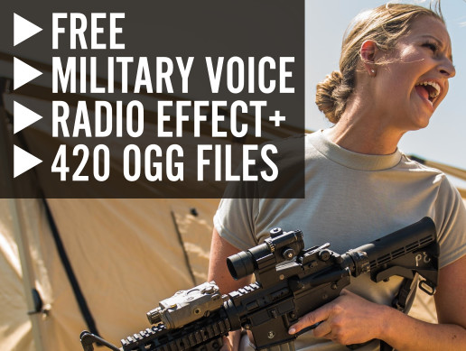 Female Soldier Voice - Dr. Elena Shiroff