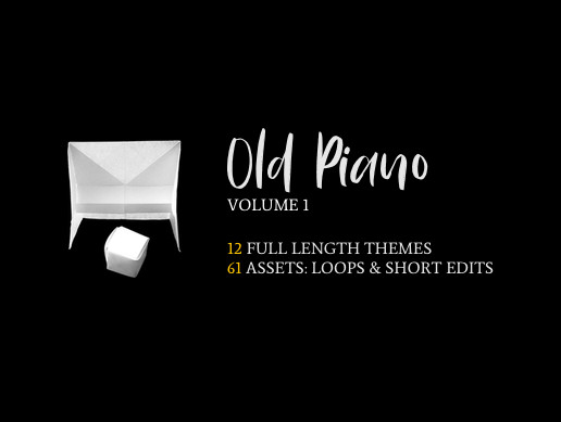 Old Piano - Volume 1