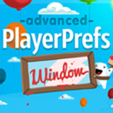 Advanced PlayerPrefs Window