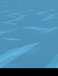 Simple Low Poly Water Shader