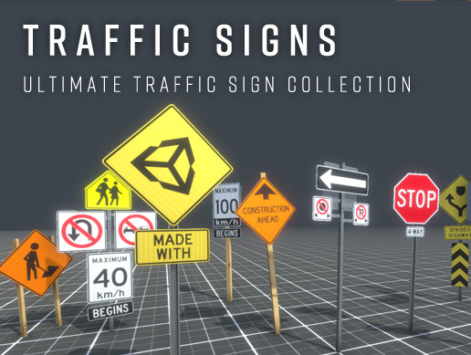 Ultimate Traffic Sign Collection