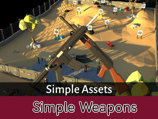 Simple Weapons: Shooting Madness