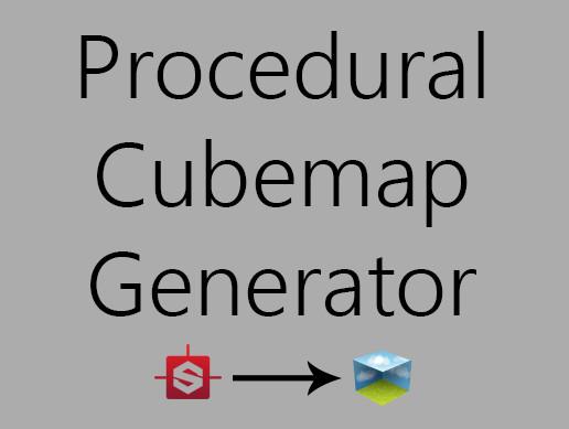 Cube Map Generator