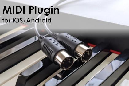 MIDI Plugin for Mobile devices