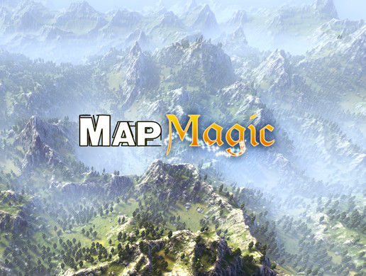 MapMagic World Generator - Asset Store
