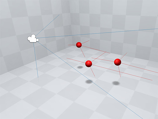 Camera Multi Target Dynamic