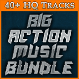 Big Music Bundle (Action, Rock, Energy)