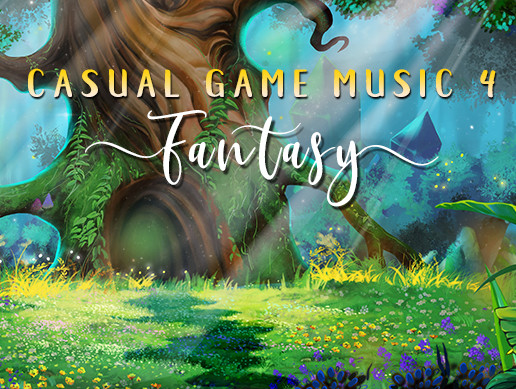 Casual Game Music Pack 4 [Fantasy]