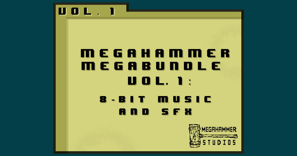 Megahammer Megabundle Vol. 1: 8-Bit Music and SFX