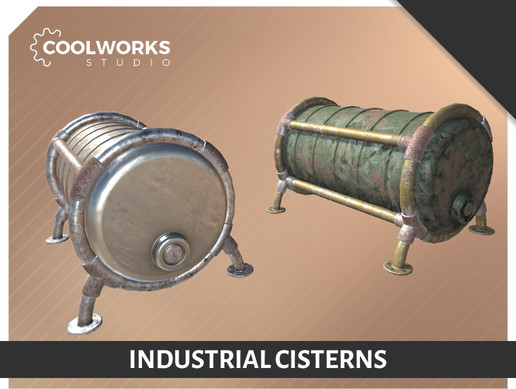 Industrial Cisterns