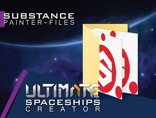 Substance Painter for Ultimate Spaceships Creator