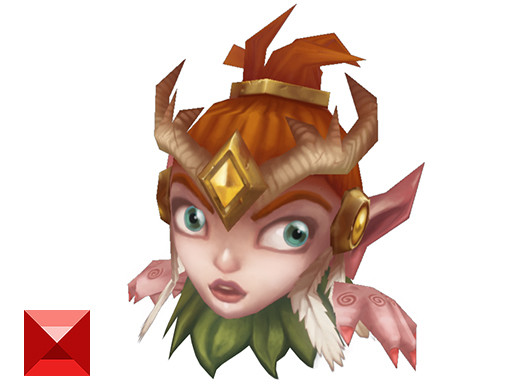 Micro Druid Lara