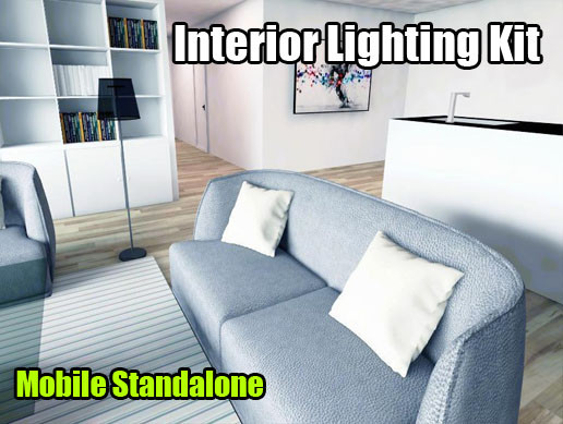 Interior Lighting Kit (VR-Mobile-Standalone)